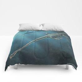 Elasmosaurus Restored Comforters