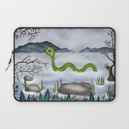 Loch ness moster Laptop Sleeve