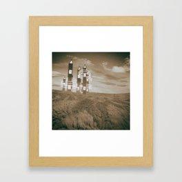 Nostalgic Subconscious Framed Art Print