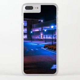 S h o u l d  I  S t a y  O r  S h o u l d  I  G o Clear iPhone Case