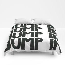 JUMP IN  Comforters