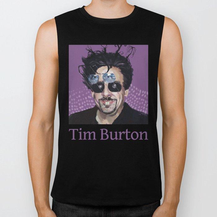 Tim Burton Biker Tank