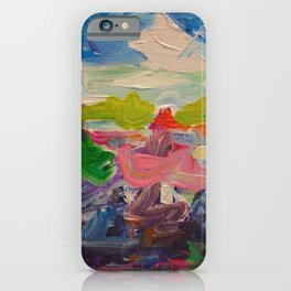 Summer Color Study iPhone Case