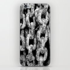 Chains iPhone & iPod Skin