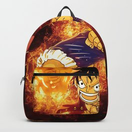 The King Of Pirates One Piece Backpack