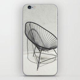 La silla acapulco iPhone Skin