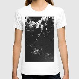 Black Marble #9 #decor #art #society6 T-shirt
