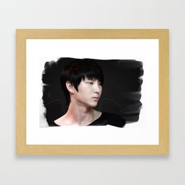 Leo - VIXX Framed Art Print