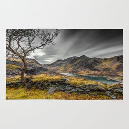 Peris Lake Snowdonia Rug
