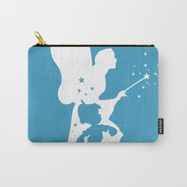 Pinocchio art film inspired Carry-All Pouch