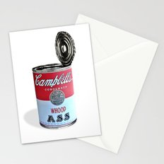 Open a can of... Stationery Cards