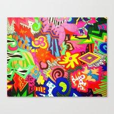 Colour Canvas Print