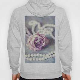 Pearls and Rose Hoody