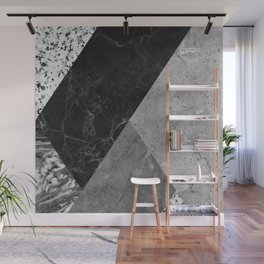 Marble and Granite Abstract Wall Mural