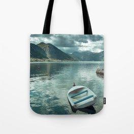 Bay of Kotor Tote Bag