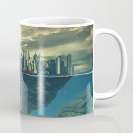 Floating Island Coffee Mug