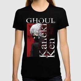 Kaneki Ken - Ghoul T-shirt