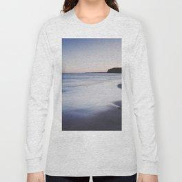 Magic sunset. Square. Algarve beach Long Sleeve T-shirt