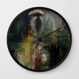 See you everywhere Wall Clock