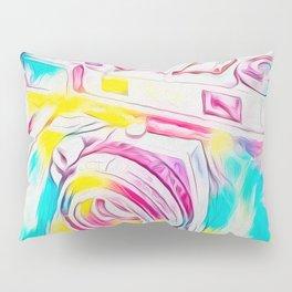 Psychedelic Kodak Pillow Sham