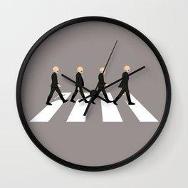 Cantina Road Wall Clock