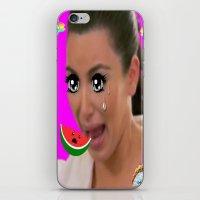 kardashian iPhone & iPod Skins featuring Kawaii Kim by Gabbi GOON