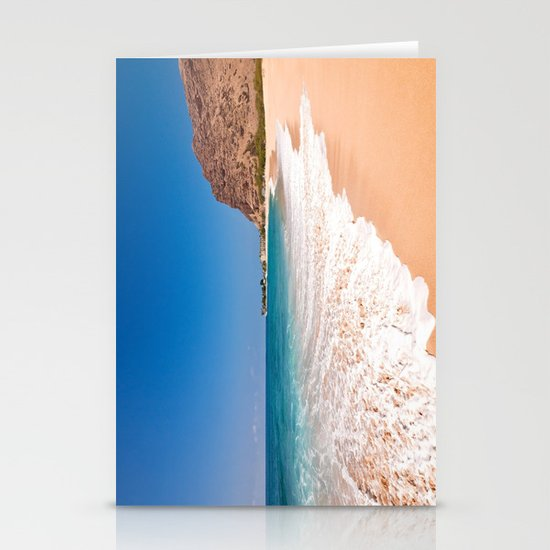 Makaha Beach Stationery Cards