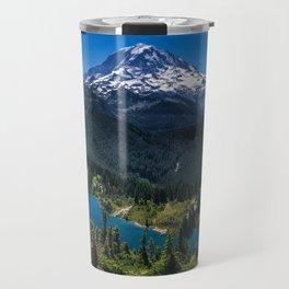 Tolmie Peak Mt Rainier Eunice Lake Travel Mug