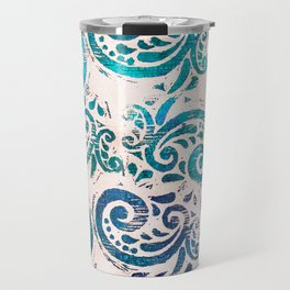 paisley aquatics Travel Mug