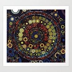 :: Cirque du Soleil :: Art Print
