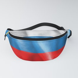 Russian Federation Flag Fanny Pack