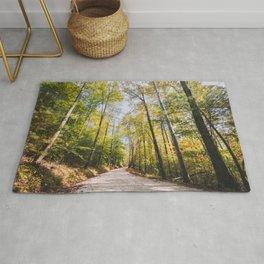 Forest Road - Muir Valley, Kentucky Rug