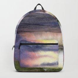 Intense Sky Backpack