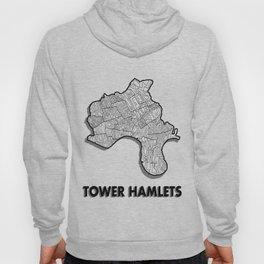 Tower Hamlets - London Borough - Simple Hoody