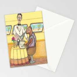 A Fancy Mongoose Stationery Cards
