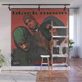 Black Moon / Enta Da Stage Album Cover Wall Mural