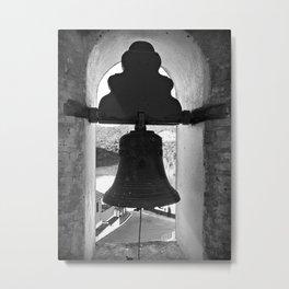 Bell Metal Print