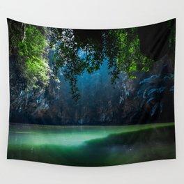 Lagoon Wall Tapestry