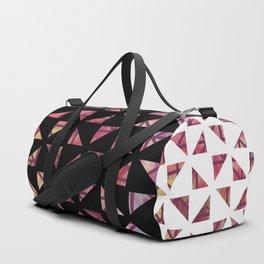 Geometric Shapes: Triangles 03 Duffle Bag