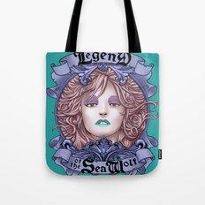 Legend of the Sea Wolf (alt-colour) Tote Bag