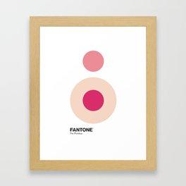 Sanchez & Smith - The Plumbus Framed Art Print