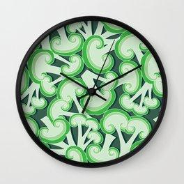 Rocco Bil Wall Clock