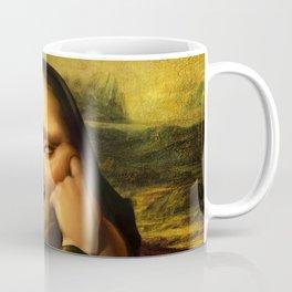 Monalisa Coffee Mug