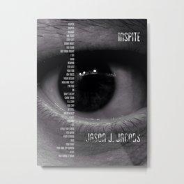 Inspite Metal Print