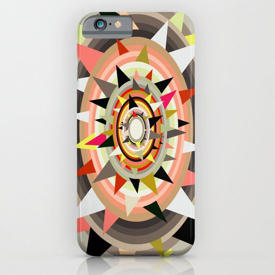 Sharp Bulls-eye  iPhone & iPod Case