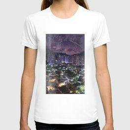 Purple Rio T-shirt