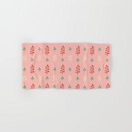 San Vincent floral design Hand & Bath Towel
