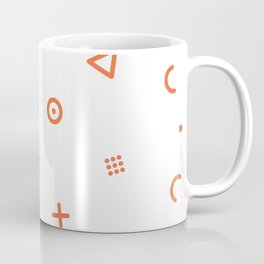 Happy Particles Coffee Mug