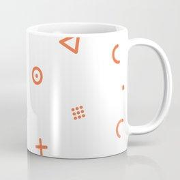 Happy Particles Coffee Mug