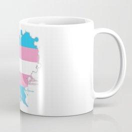 Transgender Heart Coffee Mug